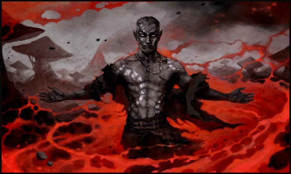SKYRIM Dragonborn 19 Нелот тот еще маг 199  YouTube