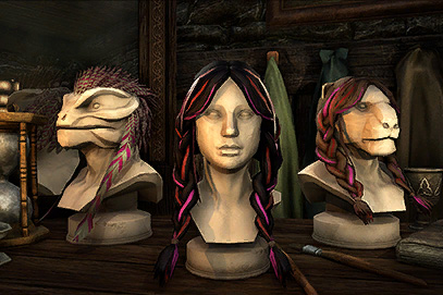 Has this hairstyle been available yet? — Elder Scrolls Online