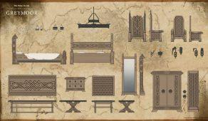 Нордская мебель