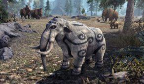 Питомец — жертвенный карликовый мамонт