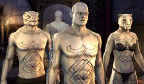 Karthwatch Guardian Body Tattoo | Нательная татуировка «Страж Картвотча»