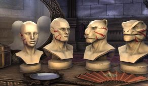 Hircine's Hunt Face Markings | Лицевая раскраска «Охота Хирсина»