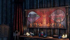 Greymoor Tapestry, Harrowstorm | Греймурский гобелен (мрачная буря)
