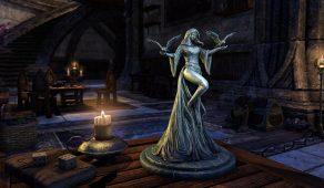 Statuette: Nocturnal, Gloamqueen | Статуэтка «Ноктюрнал, Сумрачная Королева»