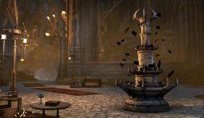 Vampiric Fountain, Ichorous | Вампирский фонтан (с ихором)