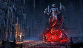 Statue, Vampiric Sovereign | Статуя (владыка вампиров)