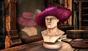 Spirited Soubrette Round Cap | Шляпка бойкой субретки