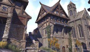 Proudspire Manor | Поместье «Высокий шпиль»