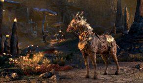 Cursebound Horse | Связанная проклятием лошадь