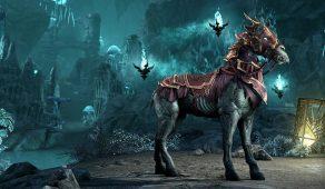 Cursebound Lichsteed | Связанный проклятием конь-лич