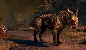 Cursebound Sabre Cat | Связанный проклятием саблезуб