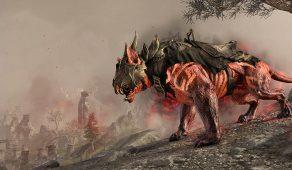 Cursebound Senche-raht Darkfang | Связанный проклятием темный сенч-рат