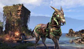 Jade-Crown Dragonslayer Horse | Лошадь драконоборца Нефритовой короны