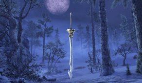 Greymoor Lycanthrope Greatsword | Двуручный меч греймурского вервольфа