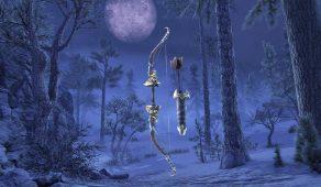 Greymoor Lycanthrope Bow | Лук греймурского вервольфа