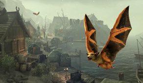 Duskfire Nectar Bat | Нектарная летучая мышь сумеречного огня