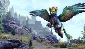 Skald-Muse Fledgling Gryphon | Птенец грифона— вдохновитель скальдов
