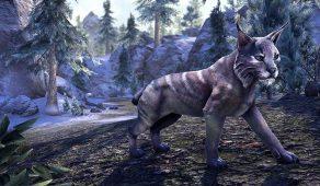 Twilight Striped Lynx | Сумрачная полосатая рысь