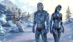 Frosthaunt Glister | Оболочка «Сверкающий лед»