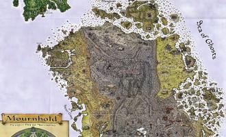 Вварденфелл, Солстейм и Морнхолд (TES III GOTY)