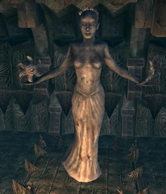Статуя Азуры