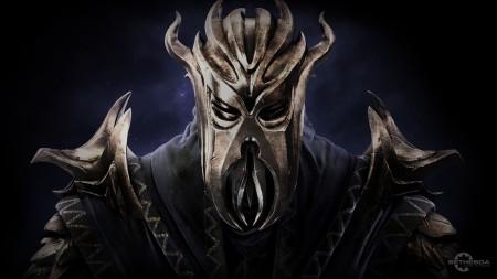 Первый арт Dragonborn