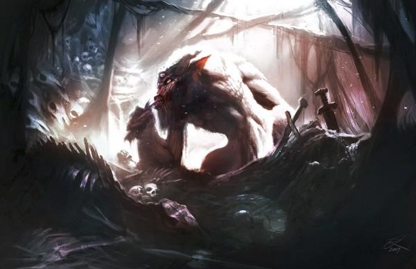 Пещера тролля