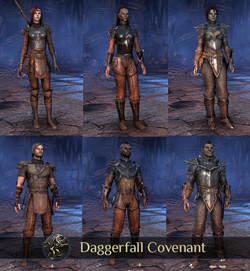 Daggerfall Covenant Races