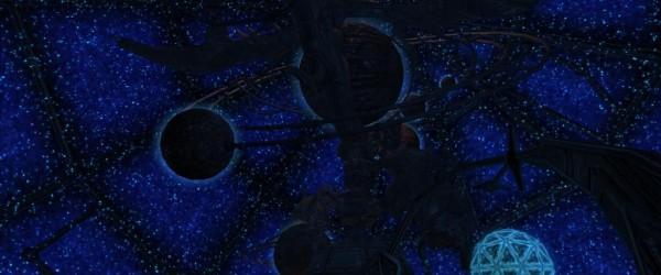Вид изнутри обсерватории (Oblivion)