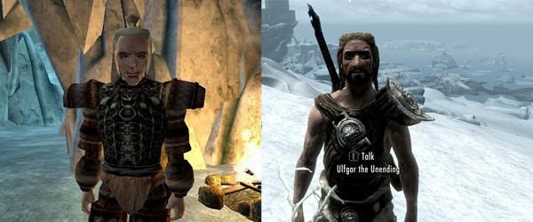 Ульфгар (Bloodmoon, Skyrim)