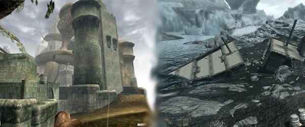 Одно название – одна судьба (Morrowind, Skyrim)