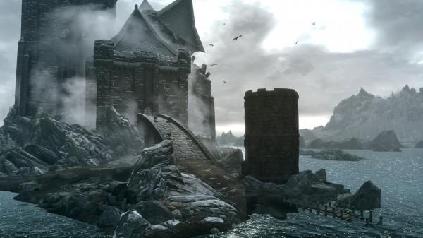 Замок Волкихар, обитель вампиров
