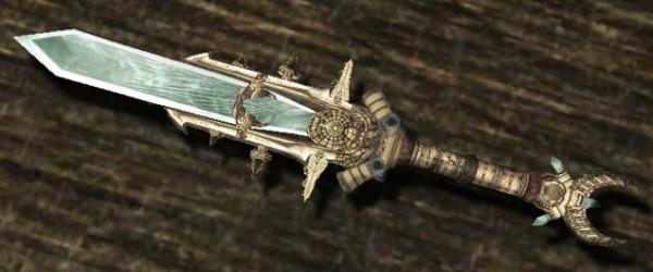 Красивое и смертоносное оружие (Morrowind + replacer)