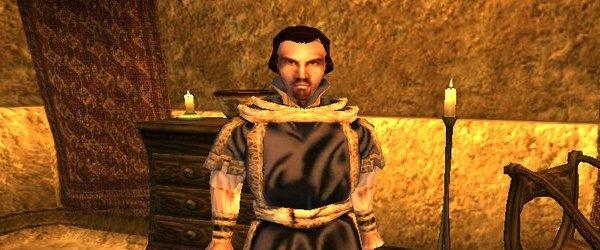 А вот и он, автор нетленного шедевра! (Morrowind)