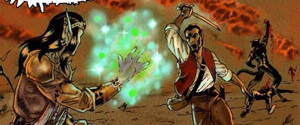 Сайрус в Морровинде (комикс)