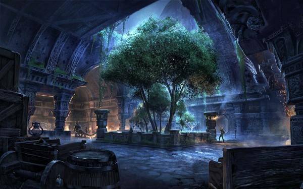 Крепость Skyreach