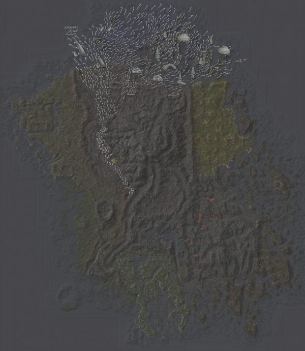LANDSCAPE MASTER MAP
