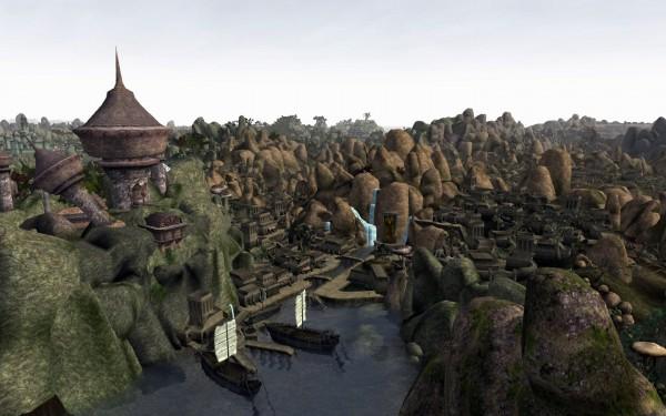 Андотрен – городок, контроль над которым удерживает Великий дом Хлаалу.