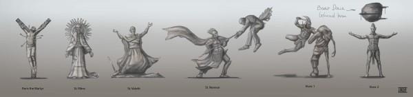 statues(4)