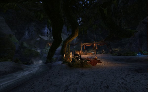 Outlaw Refuge Jungle Cave