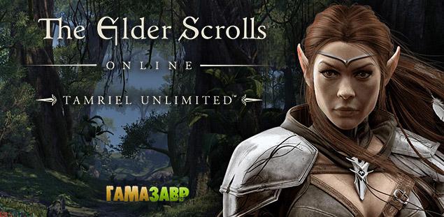 TES Online: Tamriel Unlimited
