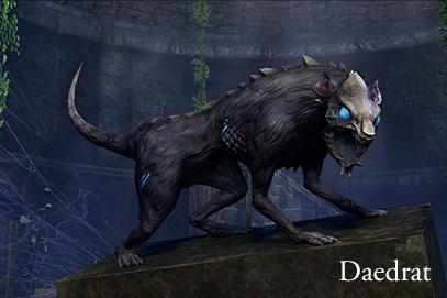 Даэдра-крыса