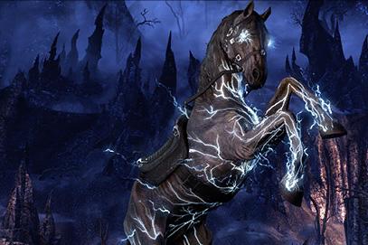 Mindshriven Horse