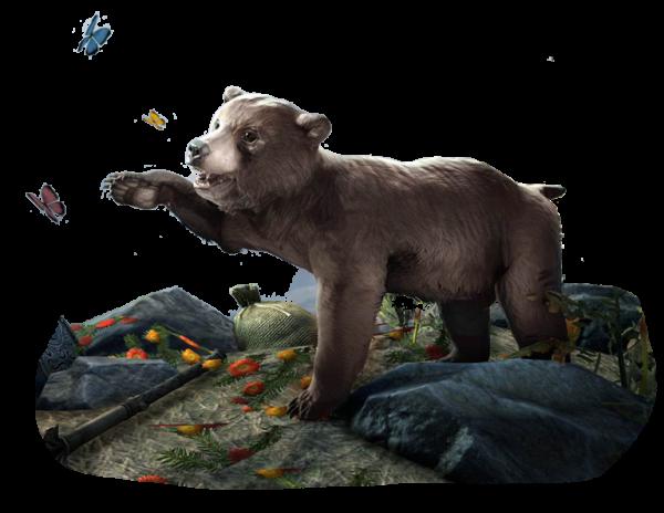 Питомец пещерный медвежонок700