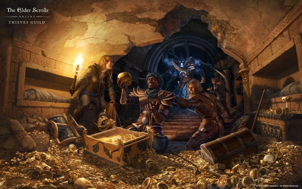 Thieves_Guild_in_Tomb_Wallpaper