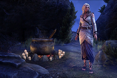 Glenmoril Witch Robes