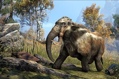 Pocket Mammoth