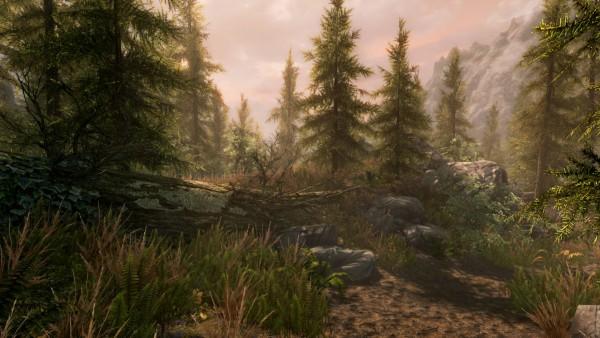 Скриншот Skyrim Special Edition