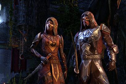 Crown Crafting Motifs: Dark Brotherhood