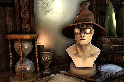 Dwarf-Style Mage's Hat